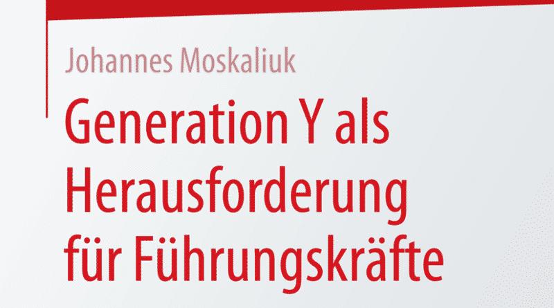 Neue Publikation zum Thema Generation Y