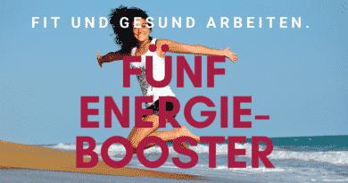 Steigere Dein Energieniveau in 10 Minuten